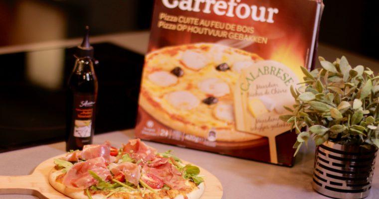 El Tip de Cathy: Pizza Calabresa Carrefour