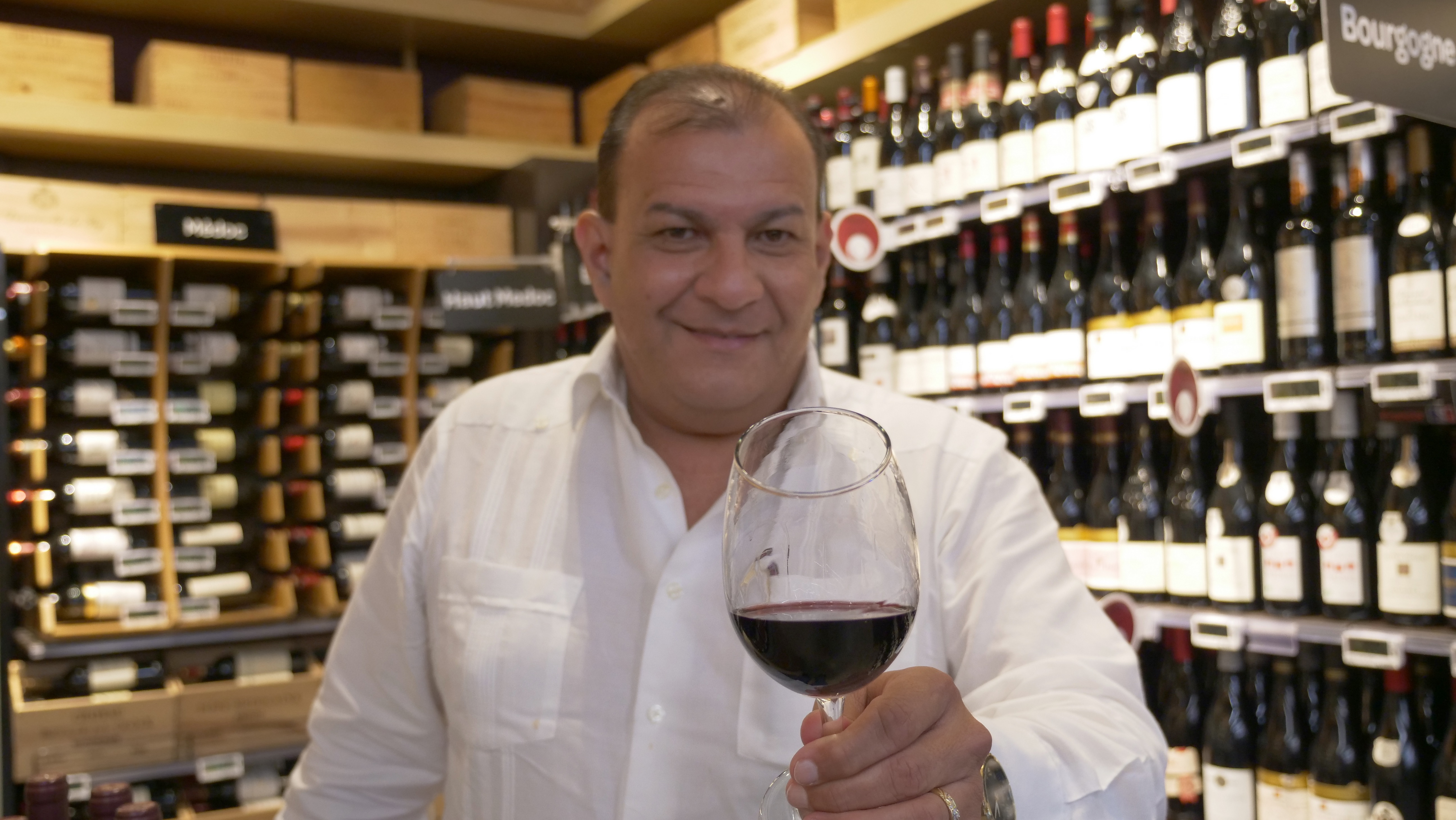 El Tip de Sergio: Temperatura de vinos tintos